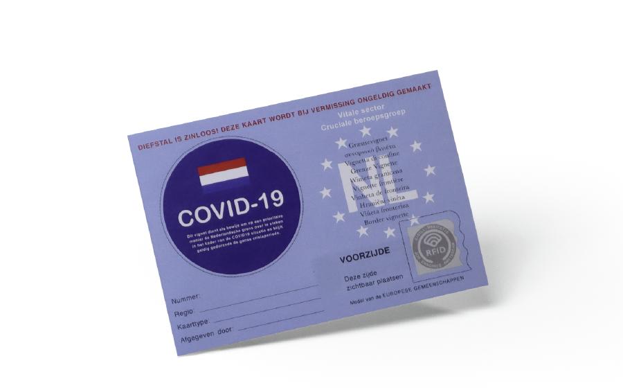 COVID-19 vignet